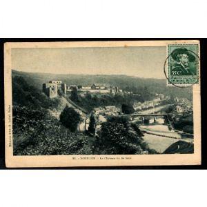 BOUILLON - Le Château vu de Face