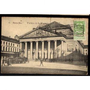 BRUXELLES - Théâtre de la Monnaie