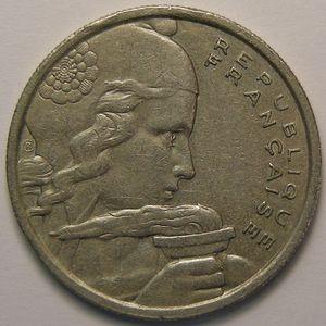 Cochet, 100 Francs 1958 Chouette, Gadoury: 897, TTB