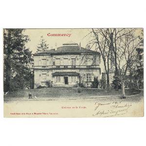 COMMERCY - Château de la Forge