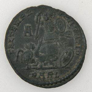 CONSTANCE II, CONSTANTIUS II, Maiorina, FEL TEMP REPARATIO, SUP