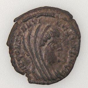 CONSTANTIN I, CONSTANTINUS I, Nummus, TTB+