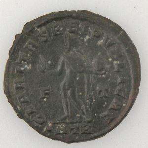 CONSTANTIN II, CONSTANTINUS II, Follis, CLARITAS REIPVBLICAE , SUP