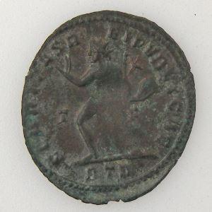 CONSTANTIN II, CONSTANTINUS II, Follis, CLARITAS REIPVBLICAE , TTB