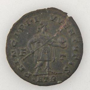 CONSTANTIN II, CONSTANTINUS II, Follis, PRINCIPI IVVENTVTIS, SUP