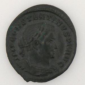 Constantinus I, Follis, R/ MARTI PATRI CONSERVATORI, 5.75 Grs, TTB+/SUP