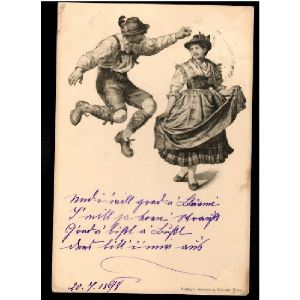 Danse et Costumes du Tyrol