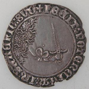 Duché de Lorraine, Antoine (1508-1544), Double Gros de trois Gros, TTB