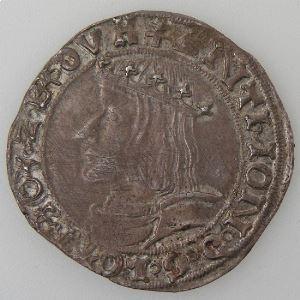 Duché de Lorraine, Antoine (1508-1544), Teston 1538