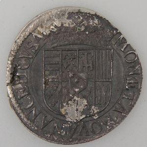 Duché de Lorraine, Henri II (1608-1624), Teston