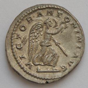 Elagabale, Elagabalus, Antoninien, VICTOR ANTONINI AVG, TTB+/SUP