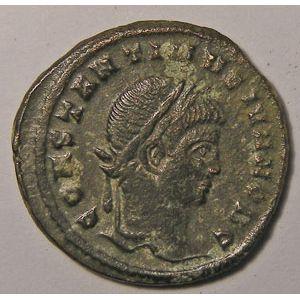 Empereur, Contantinus II, Centenionalis,  R/ CAESARVM NOSTRORVM VOT X, 2.83 Grs, Cohen: 38