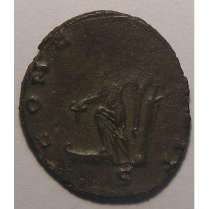 Empire romain, Auréolus, Antoninien, R/ CONCORD AEQVIT, 3.12 Grs, TTB+