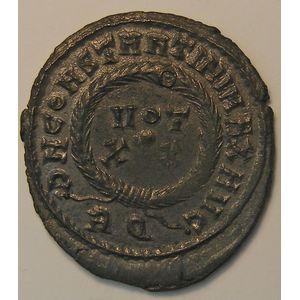 Empire romain, Constantinus I, Nummus, R/ DN CONSTANTINI MAX AVG // VOT XX, 3.20 Grs, SUP