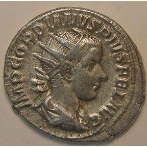 Empire romain, Gordianus III, Antoninien, R/ LIBERALITAS AVG III, 4.98 Grs, TTB