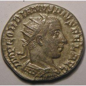 Empire romain, Gordianus III, Antoninien, R/ ORIENS AVG, 5.10 Grs, TTB