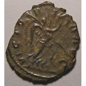 Empire romain, Marius, Antoninien, R/ VICTORIA AVG, 2.10 Grs, TTB/TTB+