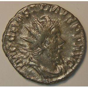 Empire romain, Postumus, Antoninien, R/ HERC DEVSONIENSI, 2.47 Grs, TTB/TTB+