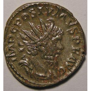 Empire romain, Postumus, Antoninien, R/ SAECVLI FELICITAS, 3.97 Grs, TTB/SUP