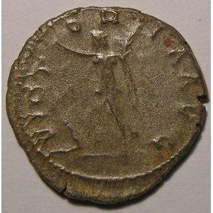 Empire romain, Postumus, Antoninien, R/ VICTORIA AVG, 4.03 Grs, TTB