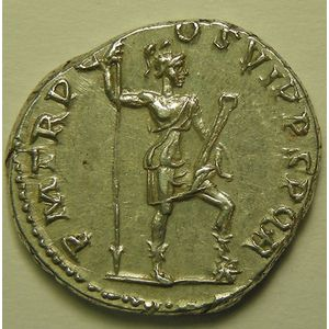 Empire romain, Trajan, Denier, R/ P M TR P COS VI PP SPQR, 3.56 Grs, SUP