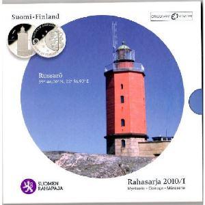 Euro, Finlande, coffret Brillant Universel 2010