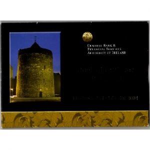 Euro, Irlande, coffret Brillant Universel 2004