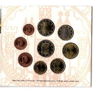 Euro, Luxembourg, coffret Brillant Universel 2006
