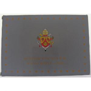 Euro, Vatican Benoit XVI, coffret Belle Epreuve 2006