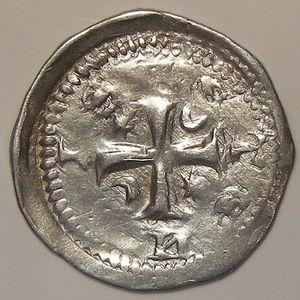 Evêché de Metz, Jacques de Lorraine (1239-1260), denier, Flon P214 N°1-9, TTB/TTB+