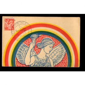 Exposition Philathélique - Poste Aérienne 1943 - PARIS