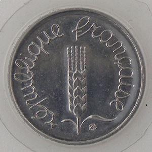 France, 1 Centime 1982, FDC, KM#928 .