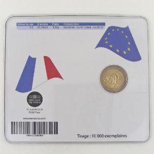 France, 2 Euro 2012 BU, l'Abbé Pierre