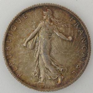 France, 2 Francs 1898, SUP, KM# 845.1