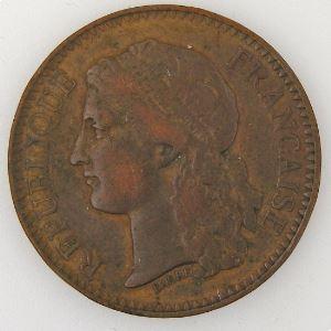 France, Médaille Exposition Universelle 1878.