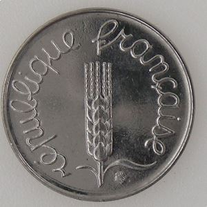 France, 1 Centime 1999, SPL++ , KM# 928