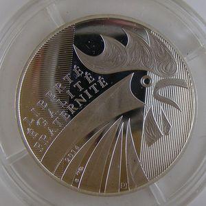 France,10 Euro 2014 BE, Coq, KM#2110