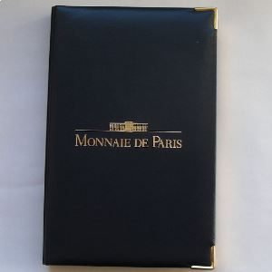 France coffret  BE 1993
