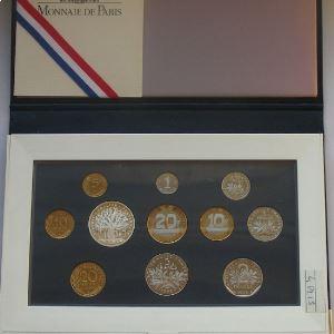 France coffret BE 1998
