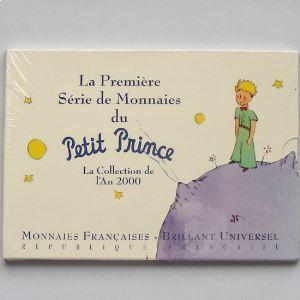 France , Coffret Brillant Universel 2000 Petit Prince
