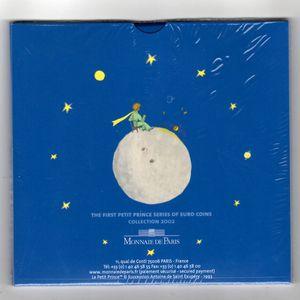 France, Coffret BU 2002 Petit Prince