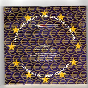 France, Coffret  BU 2002