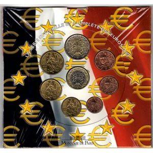 France , Coffret BU 2004