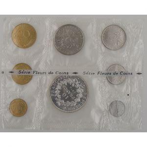 France coffret FDC 1973
