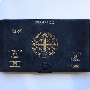 France coffret FDC 1980 avec ailes
