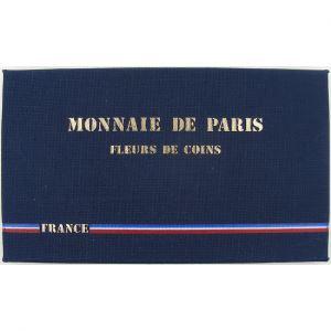 France coffret FDC 1988