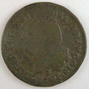 France, Faux d'époque, 30 Sols 1791 I, TB+