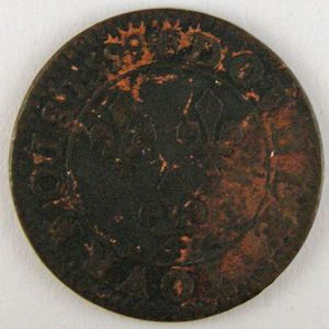 France, Henri IV, Double tournois 1599 A, TB/TB+, Dup:1273