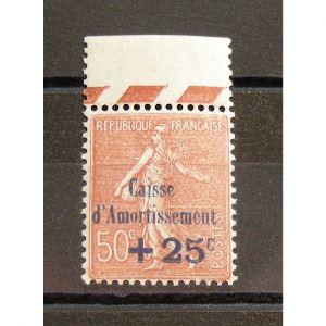FRANCE n°250  N** Cote 75€