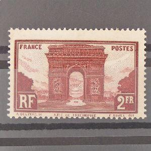 FRANCE n°258 N** Cote 95€